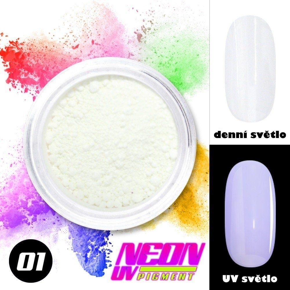 NEON UV pigment - neonový pigment v prášku 01