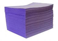 Skládané lékařské ubrousky s fólií 33x48 - 50ks vřesové (EU)