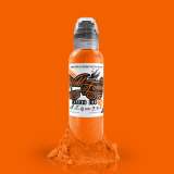 World Famous Ink - Everest Orange 30ml (K)