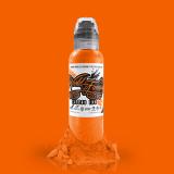 Tetovací barvy World Famous Ink - Everest Orange 30ml