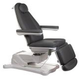 Elektrické kosmetické křeslo MAZARO BR-6672B šedé (BS)