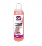 Kosmetický aceton (odstraňovač gelu) 1000ml - višeň