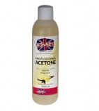 Kosmetický aceton (odstraňovač gelu) 100ml - vanilka