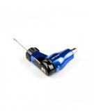 Rotační strojek EQUALIZER ™ FOX MINI V2  - modrý