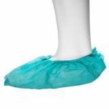 Návleky na obuv z vláken- zelené - 100 ks