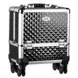 Kosmetický přenosný kufr SA8365 - černý