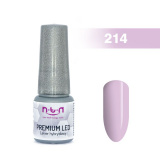 214.NTN Premium Led gel lak na nehty 6 ml (A)