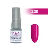 220.NTN Premium Led gel lak na nehty 6 ml (A)