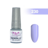230.NTN Premium Led gel lak na nehty 6 ml (A)
