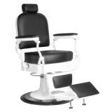 Barbers křeslo FABRIZIO černé (AS)