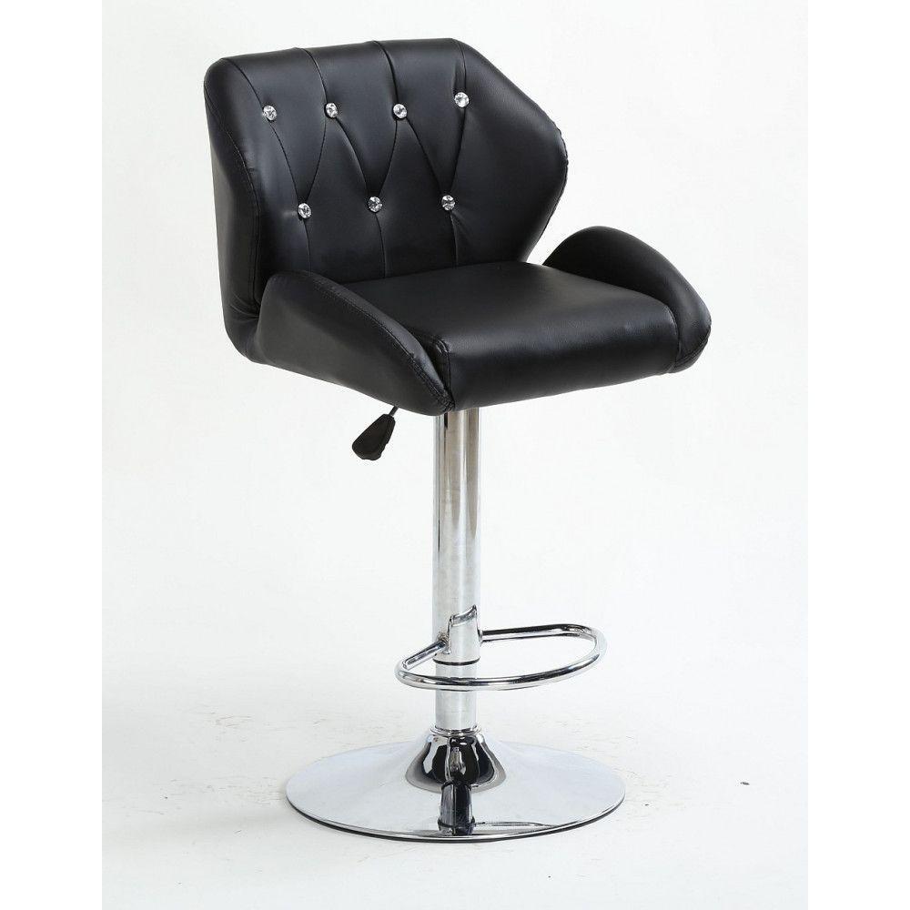 Barová židle 949w černá