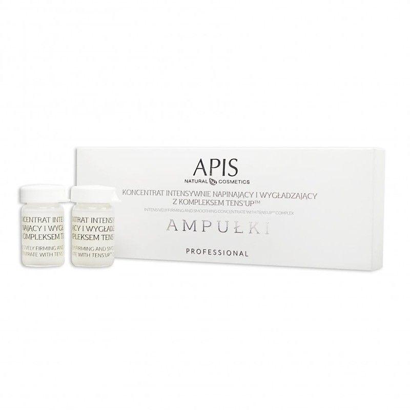 APIS Ampules Koncentrát s komplexem Tens UpTM 5x5ml