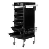 GABBIANO Odkládací stolek FX11E černý