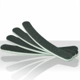 Pilník černý-banán 100/180