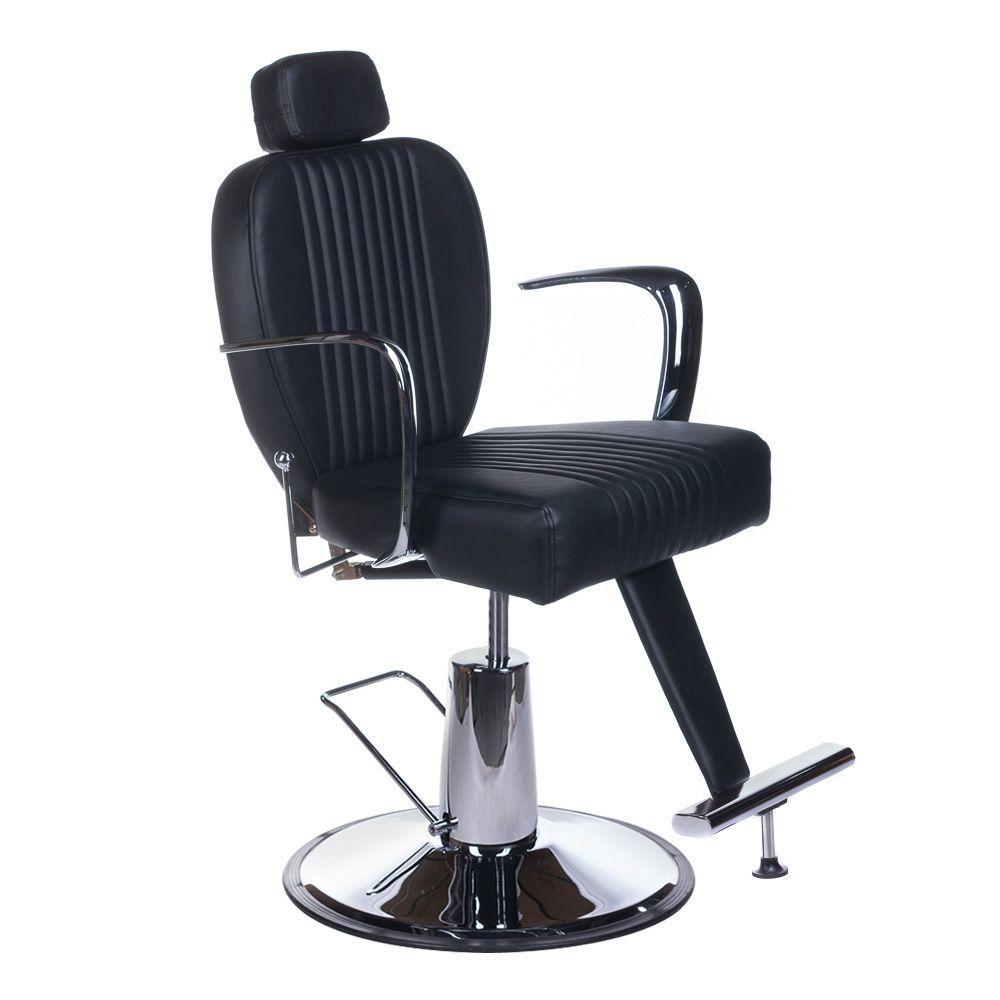 Barbers křeslo OLAF BH-3273 černé