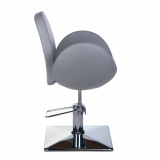 Kadeřnické  křeslo ALTO BH-6952  světle šedé