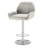 Barová židle 949w šedá