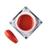 UV gel ARTISTIC MollyLac ART  červená č. 5