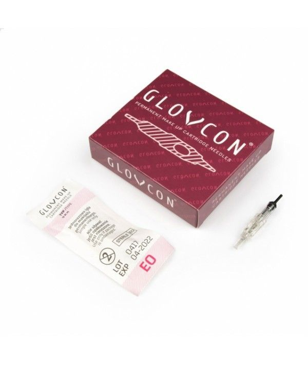 Cartridge na permanent makeup GLOVCON® 30/2RL