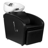 Kadeřnický mycí box GABBIANO BERGEN černý