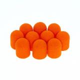 Brusné kloboučky 13 mm/120 - oranžové