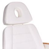 Elektrické kosmetické křeslo LUX BW-273B-4 bílé